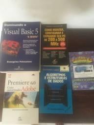Livros sobre informática