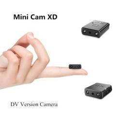 Micro Câmera Hd 1080p Visão Noturna Para Escritório