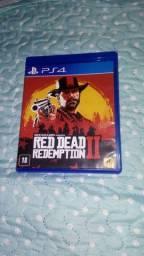 Jogo Red Dead de Play Station. 4 original.