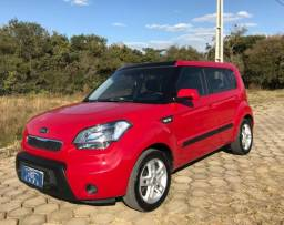 KIA SOUL 2011/2012 1.6 EX 16V FLEX 4P MANUAL