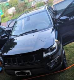 Jeep Compass Diesel Night Eagle 2018 Completo com Teto Solar