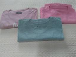 Kit Camiseta Masculina 05 PEÇAS