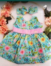 Vestidos Boneca Baby