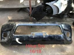Parachoque dianteiro Hilux SRV 16/18