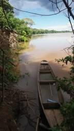 Área 3 hectares beira do Rio Cuiabá em Santo Antonio