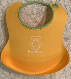 Dmv - babador importado Babybjorn ergonomico. Adeus sujeira, umidade ou desconforto!, usado comprar usado  Canoas