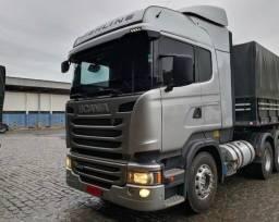 R420 Scania <br>- 2016