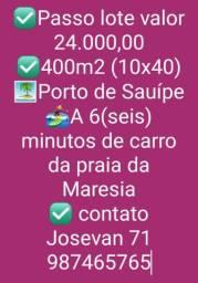 Terreno em Porto  de Sauipe Vila Real ll