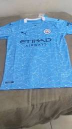 Camisas Manchester City Nova