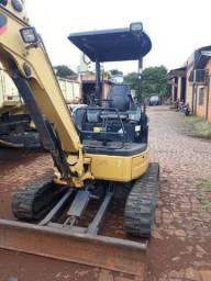 Mini escavadeira Cat 303.5
