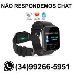 Entrega Grátis ? Relógio Smart Bracelet Batimentos Calorias * Notificações