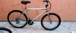 Bicicleta adulto aro 26 alumínio