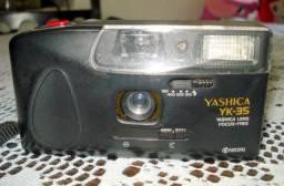 Câmera Yashica Yk 35 Sem Funcionar