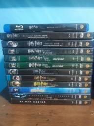 Coleção Harry Potter DVD