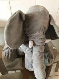 Elefantinho Pelúcia