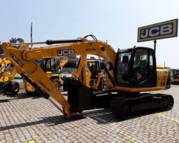 Escavadeira Hidráulica JCB - JS 220 LC Cabinada 0KM Ano 2020