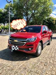 S10 Cabine Dupla LT Manual 2017 Extra!!!