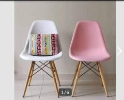 Cadeiras em promoção