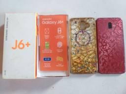 GALAXY J6+ ( RED)