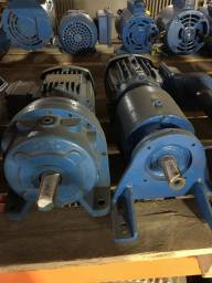 Motoredutor 1/2 cv 220/380