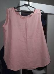 Vende se uma blusa valor 5reais