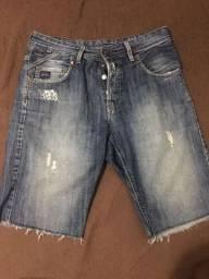 Bermuda jeans ZD