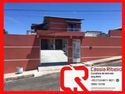 Belíssima casa em Jacuípe com 4 suítes 240,00 m², condomínio fechado com infra completa