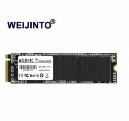 Hd Ssd M2 Nvme Weijinto 256gb Desktop Notebook Lacrado Novo