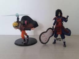 Action Figures - Naruto e Madara