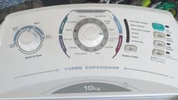 vendo máquina de lavar  10 kilos voltagem 220