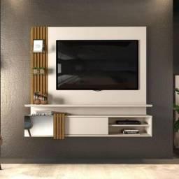 Painel Suspenso Gotti 100% MDF -TV até 55 polegadas - Até 12x Sem Juros