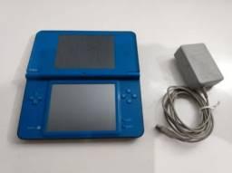 Nintendo Dsi XL Azul + 8gb + 76 Jogos