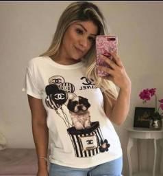 Vendo camisas T-shirt 2 p/*50