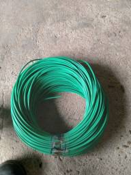 Cabo 2.5mm verde 100mts