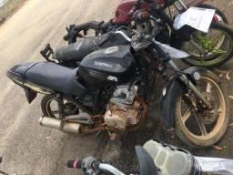 Vendo drafra Speed 150cc sucata