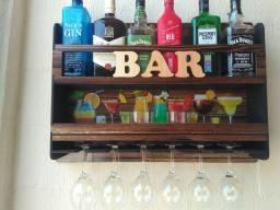 Suporte de bebida adega Bar