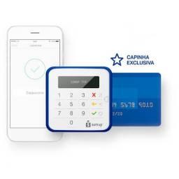 Sumup Top - máquina de cartão de crédito