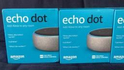 Amazon Echo Dot 3ª Geração, Smart Speaker com Alexa