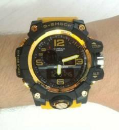 G-Shock Mudmaster Pulseira Amarela