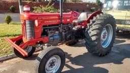 Trator Massey Ferguson 65x Eixo Alto