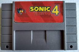 Sonic 4 Super Nintendo