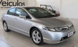 Civic 2008 - Automático 1.8