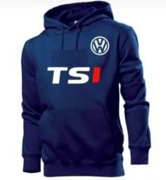 Vendo Moletom Up! TSI Volkswagem Novo Cor Azul Marinho