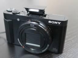 Câmera Sony Dsc-hx80 20.4mp Zoom 30x - Vlog