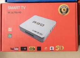 Tv Box R90 iptv - aparelho novo - Arapongas