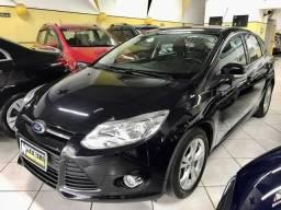 Ford Focus 1.6 Se 2015 Aut. Completo c/ Banco Couro e Único Dono