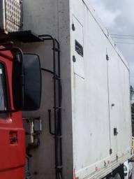 Baú truck câmara fria