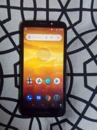 Motorola E5 Play Android 8.1 4G 16GB Preto Fosco