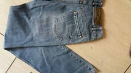 Calca Jeans feminina tam 38