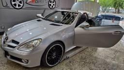 Mercedes SLK 200 2009 Prata
